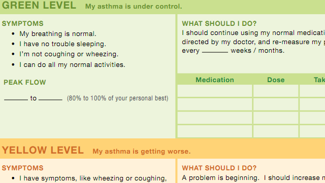Breathe Easy: Spreading the Word About Asthma