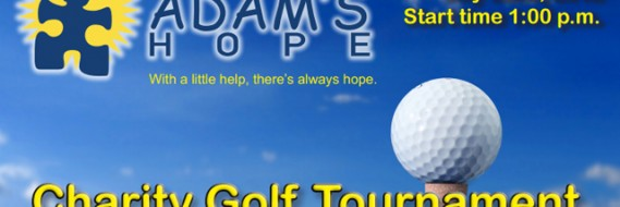 Adam's Hope Charity Golf Tournament: Good times, great cause!