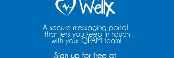 Sign up for Wellx right from QuintePediatrics.com!